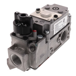 "1/2"" X 1/2"" Low Profile Combo Gas Valve<br>No Regulator Product Image"