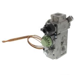 "1/2"" X 1/2"" Low Profile Combo Gas Valve<br>(70,000 BTU) Product Image"