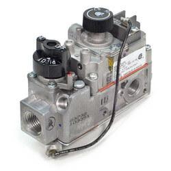 "1/2"" X 3/8"" mV Snap Acting Low Profile Combo Gas Valve, HI-LOW Regulator Product Image"