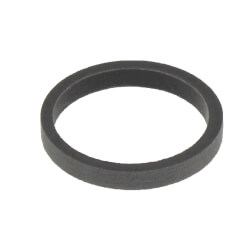 """1-1/4"""" Gray Cut Slip Joint Washers, Medium Wall (100-Pack) Product Image"""