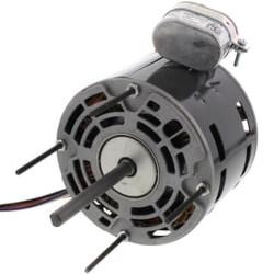 "5"" Resilient Base 21/29 Frame Motor (115/230V, 1/10 HP 1550 RPM) Product Image"