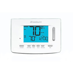 BlueLink Smart Wi-Fi Universal Prog./Non Prog. Thermostat (1 Heat/1 Cool) Product Image