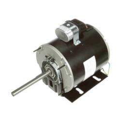 1/6 HP 115/208-230v Unit Heater Motor, 1140 RPM, F48Y Frame, TEAO Product Image