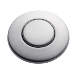 STC-SN SinkTop Switch Button (Satin Nickel) Product Image