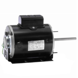 "5-5/8"" Totally Enclosed Motor (115/208-230V, 1140 RPM, 1/2 HP) Product Image"