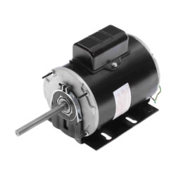 """5-5/8"""" Totally Enclosed Motor (115/208-230V, 1140 RPM, 1/2 HP) Product Image"""