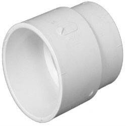 "3/8"" x 1/4"" Spigot Adapter Product Image"