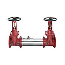 "4"" 757 Double Check Valve Assembly (OSY) Product Image"