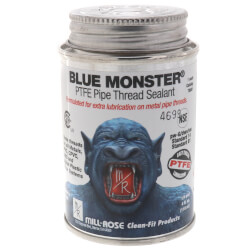 Blue Monster Heavy-Duty Industrial Grade Thread Sealant with PTFE (4 oz.) Product Image