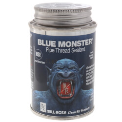 Blue Monster Heavy-Duty Industrial Grade Thread Sealant (4 oz.) Product Image