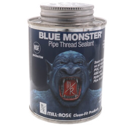 Blue Monster Heavy-Duty Industrial Grade Thread Sealant (8 oz.) Product Image