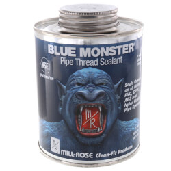 Blue Monster Heavy-Duty Industrial Grade Thread Sealant (16 oz.) Product Image