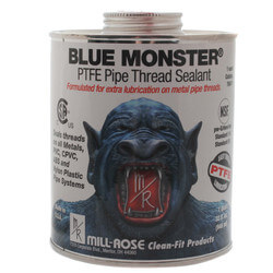 Blue Monster Heavy-Duty Industrial Grade Thread Sealant with PTFE (8 oz.) Product Image