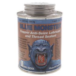 Blue Monster Copper Anti-Seize Lubricant & Thread Sealant (10 oz.) Product Image