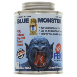 Blue Monster Stay-Soft Thread Sealant w/ PTFE (8 oz.) Product Image