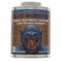 Blue Monster Copper Anti-Seize Lubricant & Thread Sealant (16 oz.) Product Image