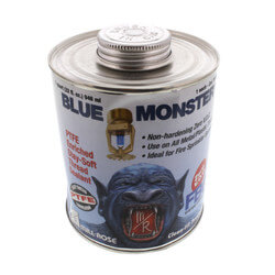 Blue Monster Stay-Soft Thread Sealant w/ PTFE (32 oz.) Product Image