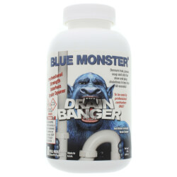 Blue Monster Drain Banger Drain Cleaner (2 lbs.) Product Image