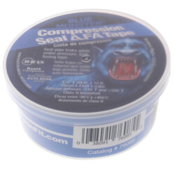 "Blue Monster Compression Seal Tape (12 ft x 1"" Roll) Product Image"