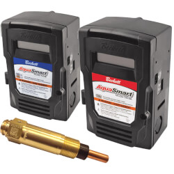 AquaSmart Boiler Temperature Control (120 Vac) - Oil LESS Sensor Product Image