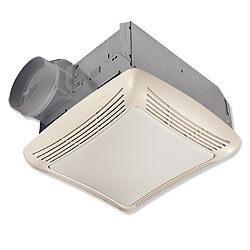 "Model 763 Ventilation Fan w/ Incandescent Light, 4"" Round Duct (50 CFM) Product Image"