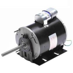 "5-5/8"" Fan/Blower Motor (115/230V, 1725 RPM, 1/4 HP) Product Image"