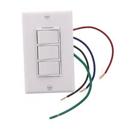 77DW Four-Function Switch (White) Product Image