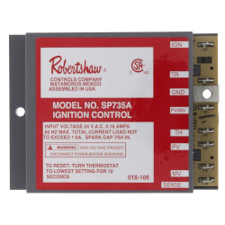 SP735A Lockout Ignition Control Unit Product Image