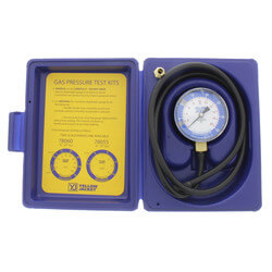 "Gas Pressure Test Kit<br>(0 - 35"" W.C) Product Image"