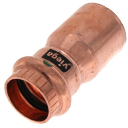 "1"" x 3/4"" ProPress Copper Reducer FTG x Press Product Image"