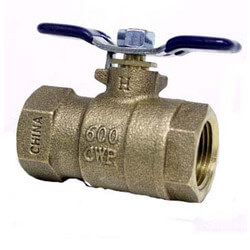 "3/4"" 622F Full Port Ball <br>Valve (Lead Free) Product Image"