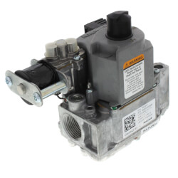 """3/4"""" 2 Stage Step Open Natural Gas Valve Product Image"""