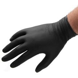 Black Mamba Nitrile Gloves, XL (Box of 100) Product Image