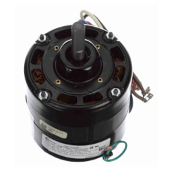 "4-5/16"" Diameter Stock Motor (115V, 1060 RPM, 1/15-1/20-1/40 HP) Product Image"