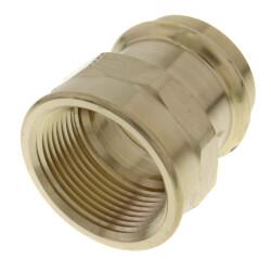 79425 Ftg: 5//Each Zero Lead Bronze Viega Propress Adapter