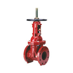 """8"""" Gate Valve, OS&Y (F&G) Product Image"""