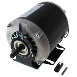 ODP 1 Spd Split Phase Belted Fan/Blower Motor (115V, 1/4 HP, 1725 RPM) Product Image