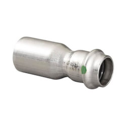 """3/4"""" CTS x 1/2"""" Press ProPress 316 Stainless Steel Reducer Product Image"""