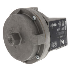 "RHGP-A Automatic Reset SPDT High Gas Pressure Switch, 10"" to 50"" W.C. Product Image"