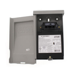 60A Non-Fused A/C Disconnect w/ Side Open (240V) Product Image