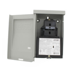 30A Fused A/C Disconnect w/ Side Open (240V) Product Image
