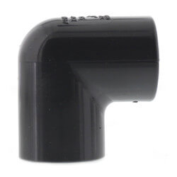 "3/8"" PVC Schedule 80 90° Elbow (S x FPT) Product Image"