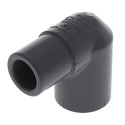 "3/4"" Spigot x 3/4"" Socket CPVC Schedule 80 90° Street Elbow Product Image"