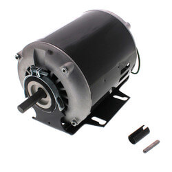 ODP Split Phase Belted Fan & Blower Motor, 48 (115V, 1/3 HP, 1725 RPM) Product Image