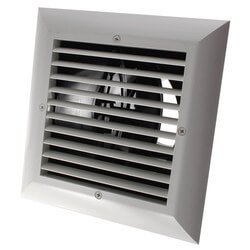 "MVES Ceiling Diffuser<br>w/ 1-Way Return/Grille<br>(6"" x 6"") Product Image"