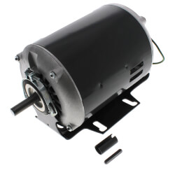 ODP Split Phase Belted Fan & Blower Motor, 48 (115V, 1/2 HP, 1725 RPM) Product Image
