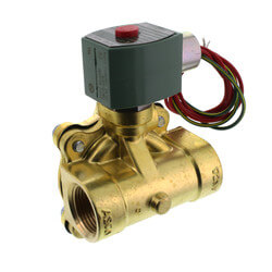 "1"" Normally Closed Solenoid Valve, 13 CV (120v) Product Image"