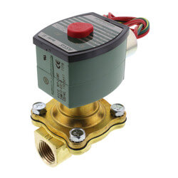 """1/2"""" Normally Open Solenoid Valve, 4 CV (120v) Product Image"""