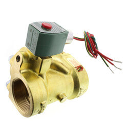 "2"" General Purpose Solenoid Valve (120v) Product Image"