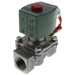 "3/4"" 2-Way Gas Solenoid Blocking Valve<br>(247,500 BTU) Product Image"